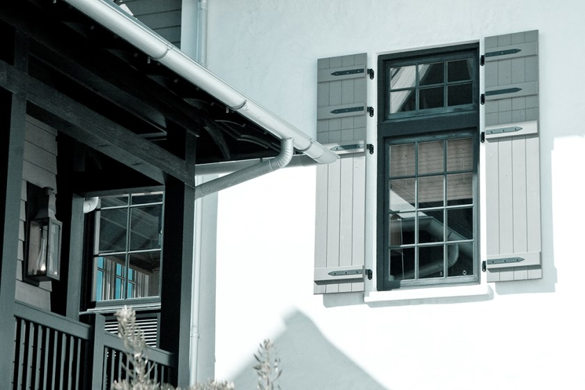 McNamara-Rosemary Beach House-New Providence Lane-Exterior-Window