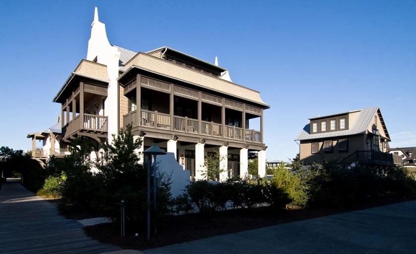 McNamara-Rosemary Beach House-Town Hall Road-Exterior-SW