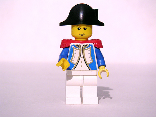 Napoleon on News and Information Management (Plus: Video on Outsourcing E-mail and More)