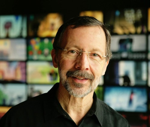 Ed Catmull, President and Co-Founder of Pixar.