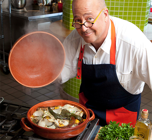 Andrew Zimmern on Simple Cooking Tricks, Developing TV, and Addiction (#40)