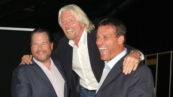 Tony Robbins on Morning Routines, Peak Performance, and Mastering Money (#37 & #38)