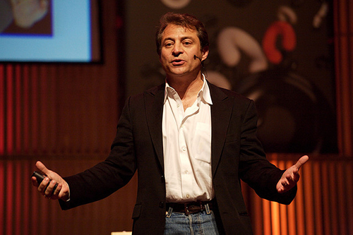 Peter Diamandis on Disrupting the Education System, The Evolution of Healthcare, and Building a Billion-Dollar Business (#90)