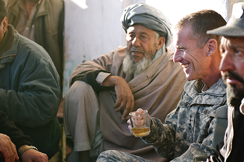 Chris Fussell and Stan McChrystal on the Tim Ferriss Show
