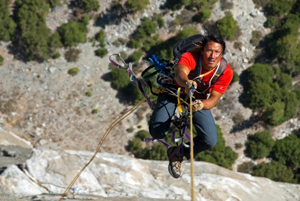 The Athlete (And Artist) Who Cheats Death, Jimmy Chin (#114)