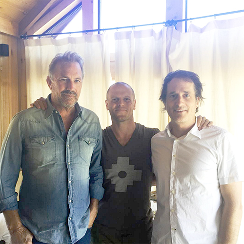 The Tim Ferriss Show with Jon Baird and Kevin Costner