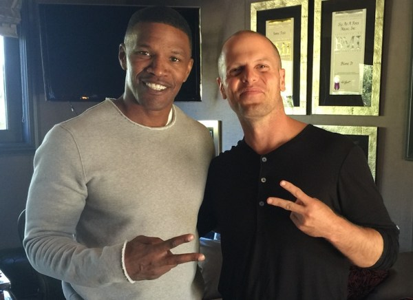Jamie Foxx on Workout Routines, Success Habits, and Untold Hollywood Stories (#124)