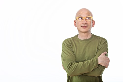 Seth Godin (Photo: Brian Bloom)