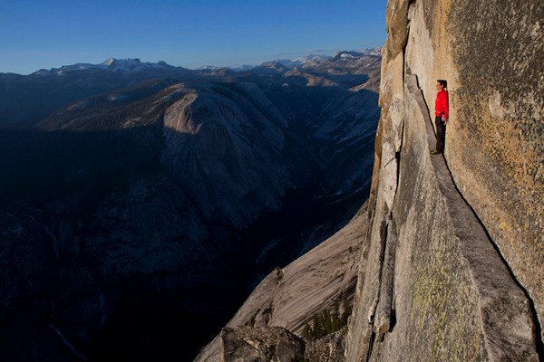 Assessing Risk and Living Without a Rope – Lessons from Alex Honnold (#160)
