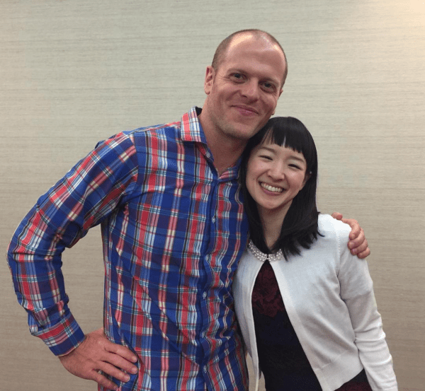 Marie Kondo — The Japanese Tidying Master (#234)