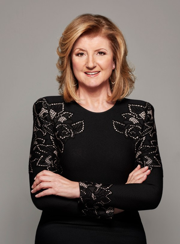 Arianna Huffington, Media Maven (#274)