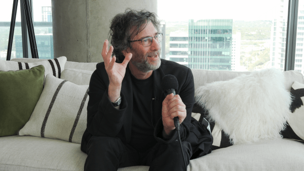 Neil Gaiman — The Interview I've Waited 20 Years to Do (#366)