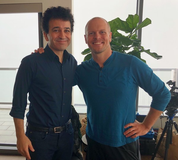 Safi Bahcall — On Thinking Big, Curing Cancer, and Transforming Industries (#364)