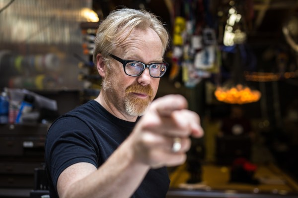 Adam Savage on The Tim Ferriss Show podcast