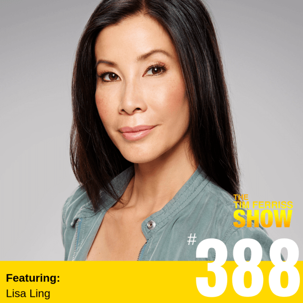 Lisa Ling — Exploring Subcultures, Learning to Feel, and Changing Perception (#388)