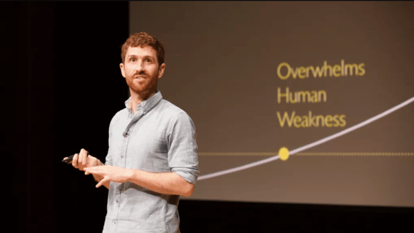 Tristan Harris — Fighting Skynet and Firewalling Attention (#387)