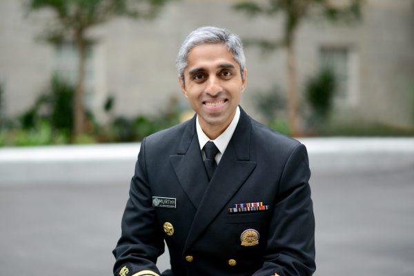 Dr. Vivek Murthy — Former Surgeon General on Combatting COVID-19, Loneliness, and More (#417)