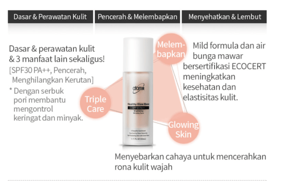 Atomy Healthy Glow Base