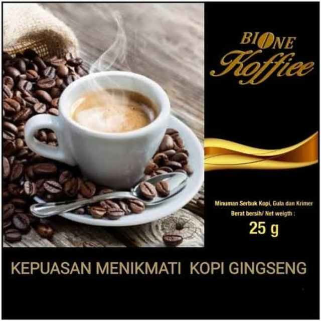 Manfaat & Khasiat Bione Coffee
