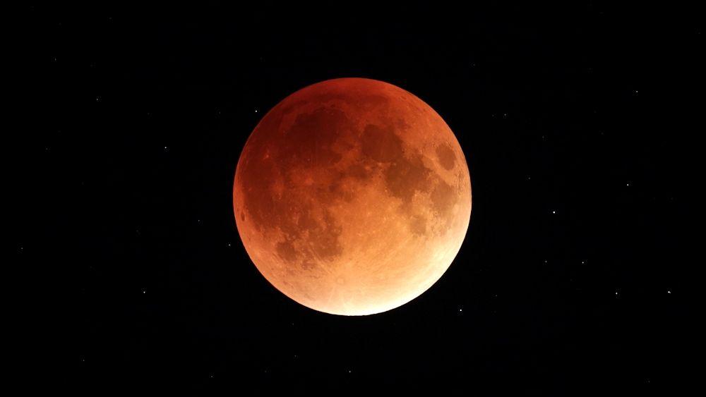 月全食 + 超級月亮 + 藍月 2018 - Timable 香港 事件