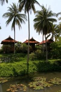 Unser Thai-Häuschen (in der Mitte)
