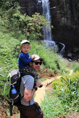 Auf zu den Ramboda Falls