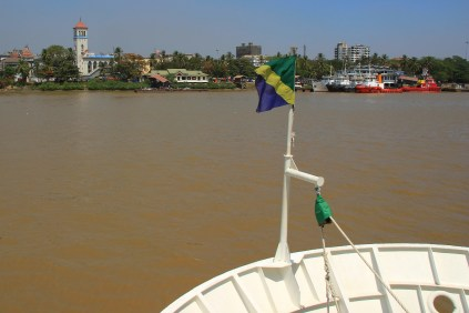 Zurück nach Yangon