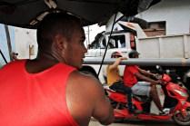 Auch im ruhigen Trinidad gibts eine Rush Hour
