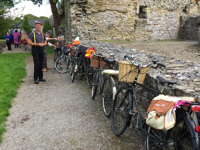 The Bulfin Heritage Cycle Visit Timahoe Heritage Centre