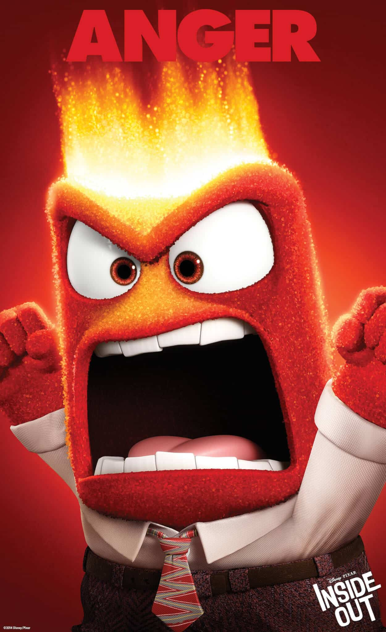 INSIDE OUT - Anger