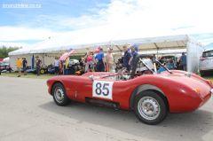 Doug Macdonald, from Motueka, and the 1956 Alfa Romeo Special