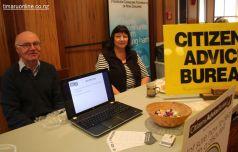 Stuart McDonald & Suzanne Cullimore (Citizens Advice South Canterbury)