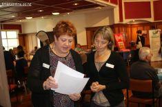 Liz Nolan & Tania Metherell (Family Works SC)