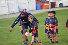 Junior Rugby Kicks Off 00174