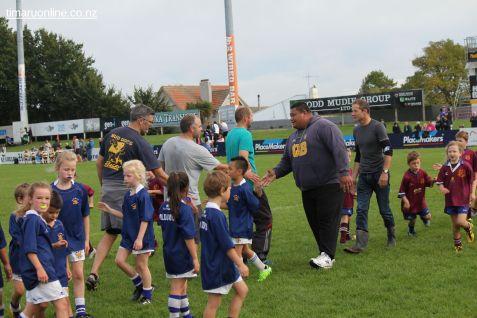 Junior Rugby Kicks Off 00277