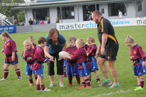 Junior Rugby Kicks Off 00383