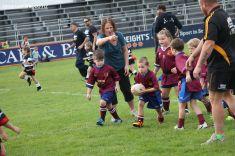 Junior Rugby Kicks Off 00399