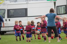 Junior Rugby Kicks Off 00403