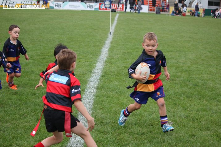 Junior Rugby Kicks Off 00532