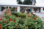 The Park Centre has a a day care facility, meeting rooms, a kitchen and an extensive and attractive outdoors area