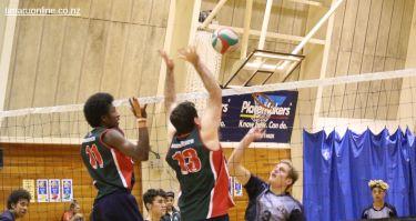 Volleyball Finals 00332