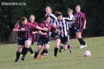 Tka v PlPt Womens Football 0009