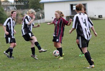Tka v PlPt Womens Football 0048