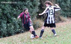 Tka v PlPt Womens Football 0066