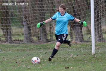 Tka v PlPt Womens Football 0077