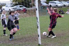 Tka v PlPt Womens Football 0098