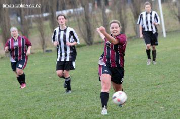 Tka v PlPt Womens Football 0111