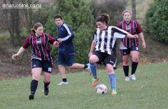 Tka v PlPt Womens Football 0124