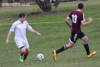 Point v Hearts Reserves Football 0020