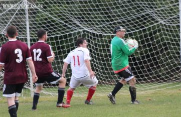 Point v Hearts Reserves Football 0049